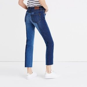 Madewell Straight Cruiser Two Two Jeans